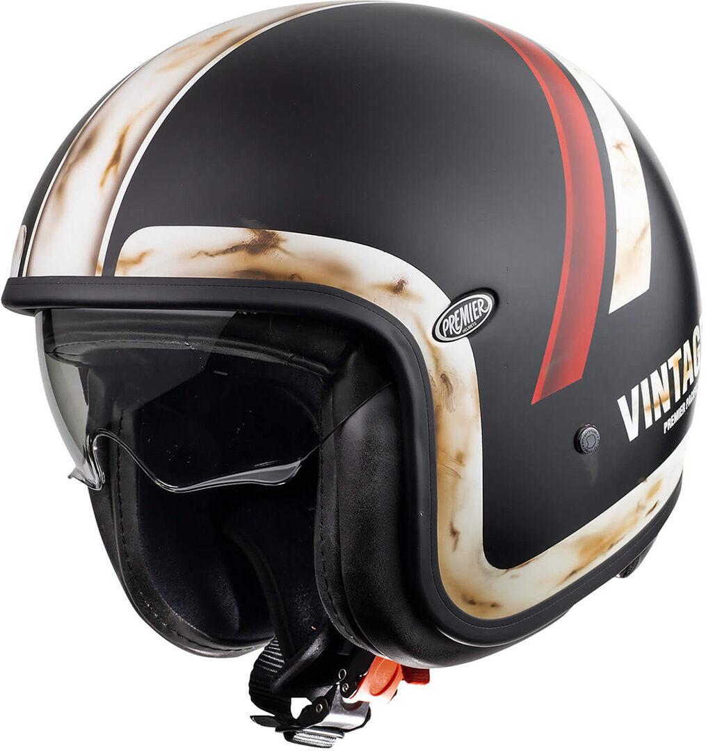 Premier Vintage DO 92 O.S. BM Jet Helmet Elmetto jet