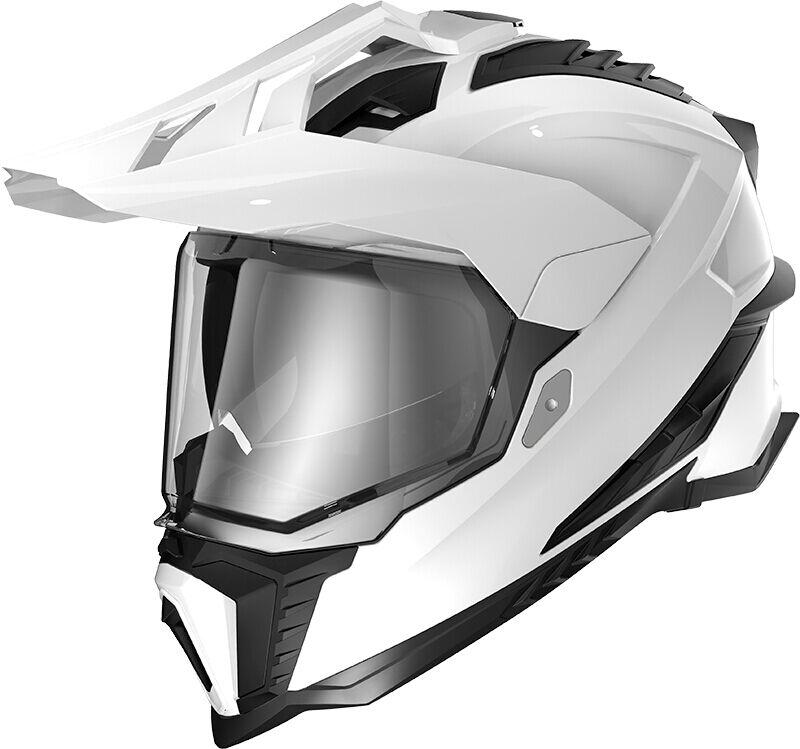 LS2 MX701 Explorer HPFC Solid Casco Motocross
