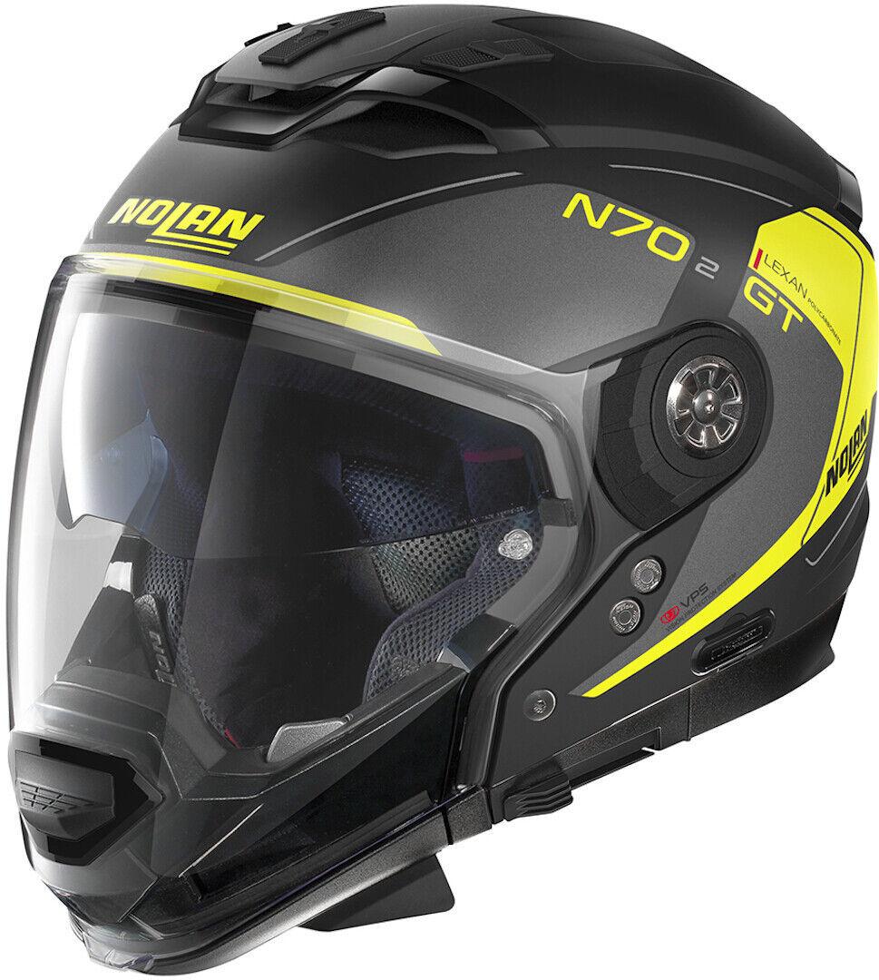 Nolan N70-2 GT Lakota N-Com Casco