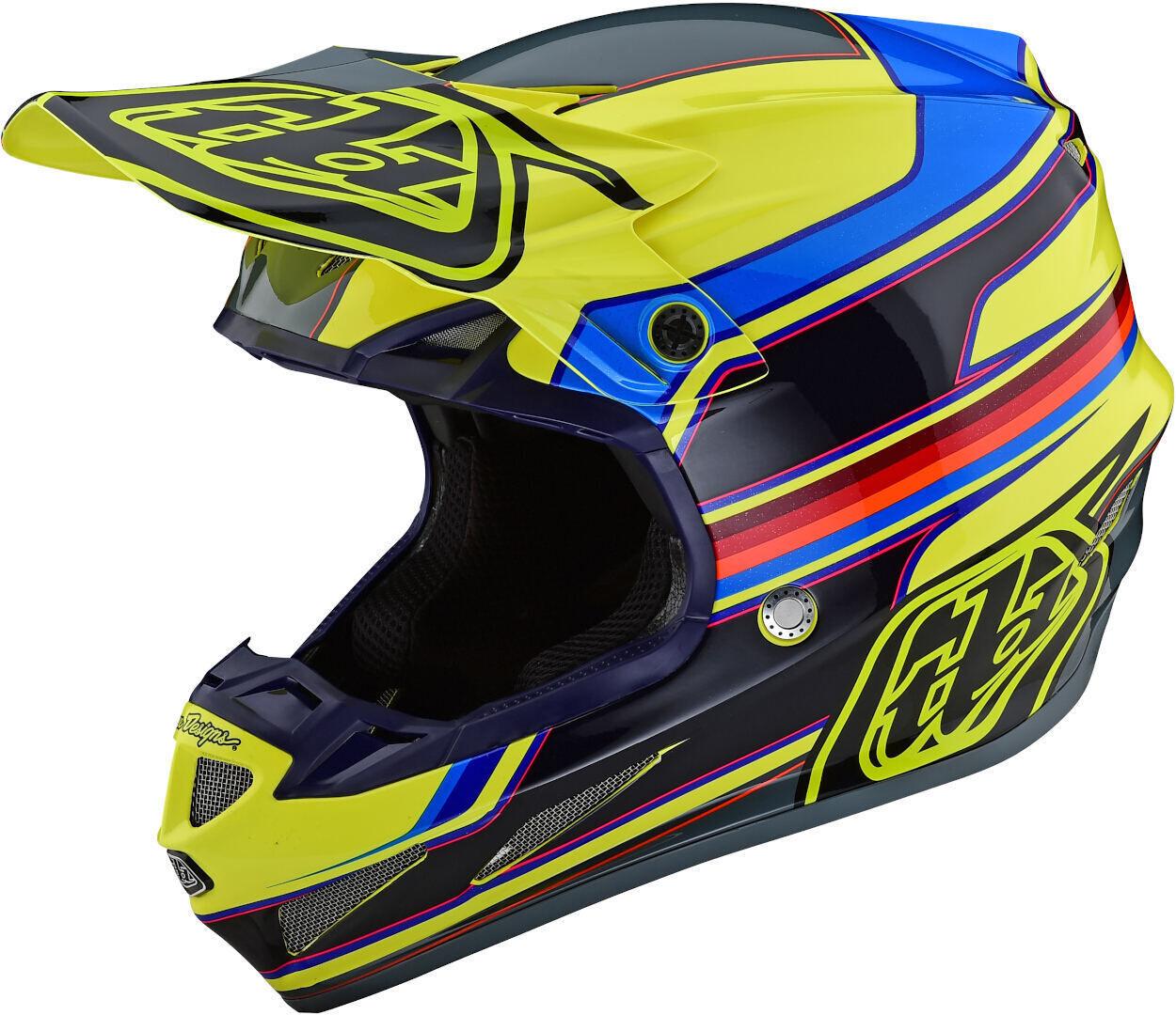 Lee SE4 Speed MIPS Casco motocross