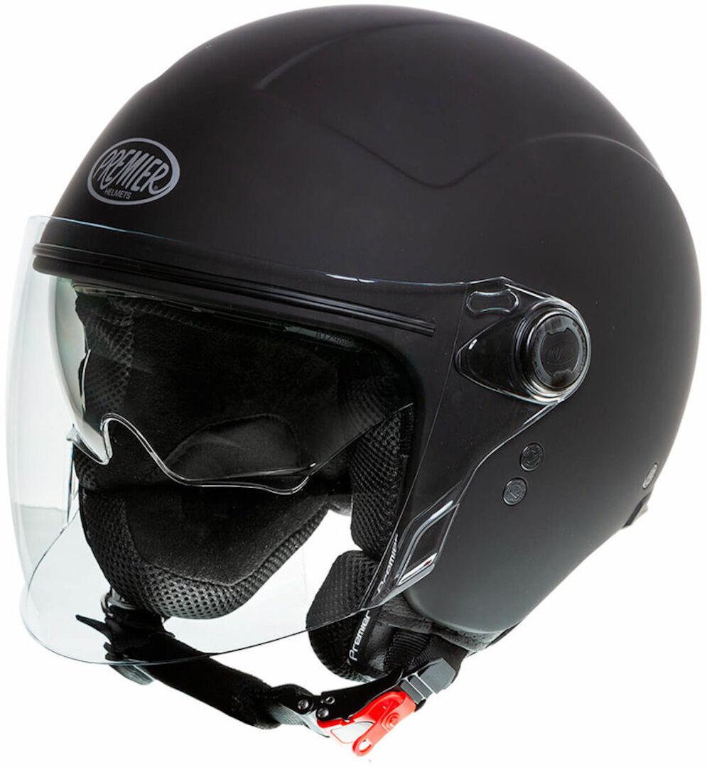 Premier Rocker Visor U9 BM Jet Helmet Elmetto jet