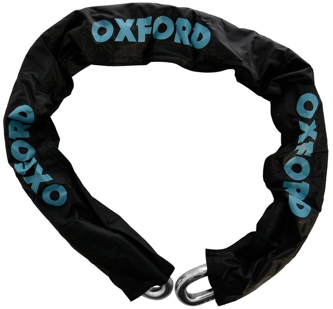 Oxford Nemesis 16mm Nero 150 cm