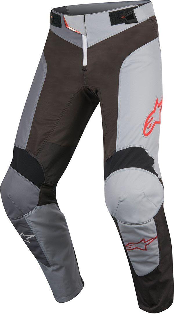 Alpinestars Vector Bambini bicicletta pantaloni Nero Grigio XL