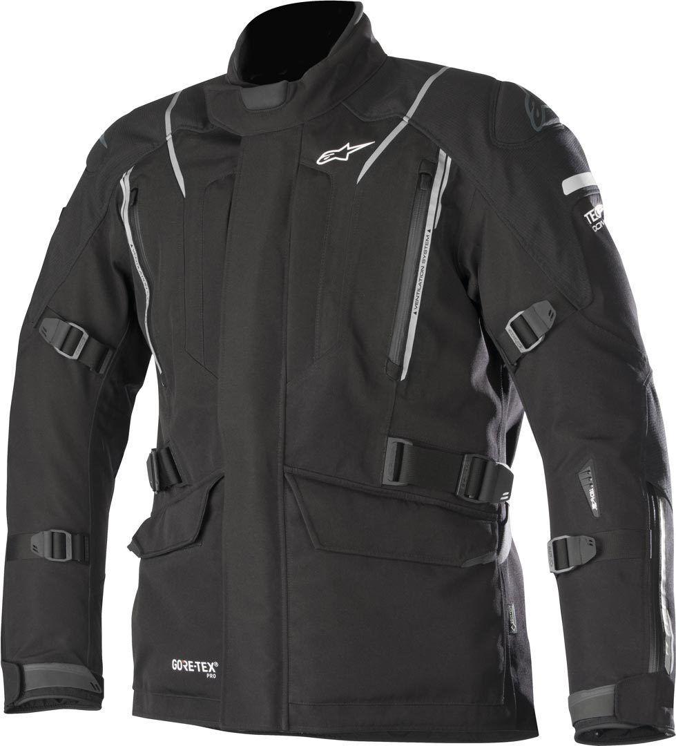 Alpinestars Big Sure Gore-Tex Pro Tech-Air Giacca moto in tessuto Nero 3XL