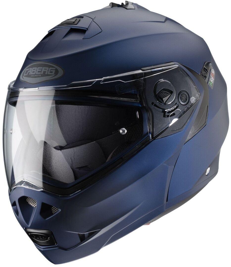 Caberg Duke II Matt Blue Yama Casco Blu XS