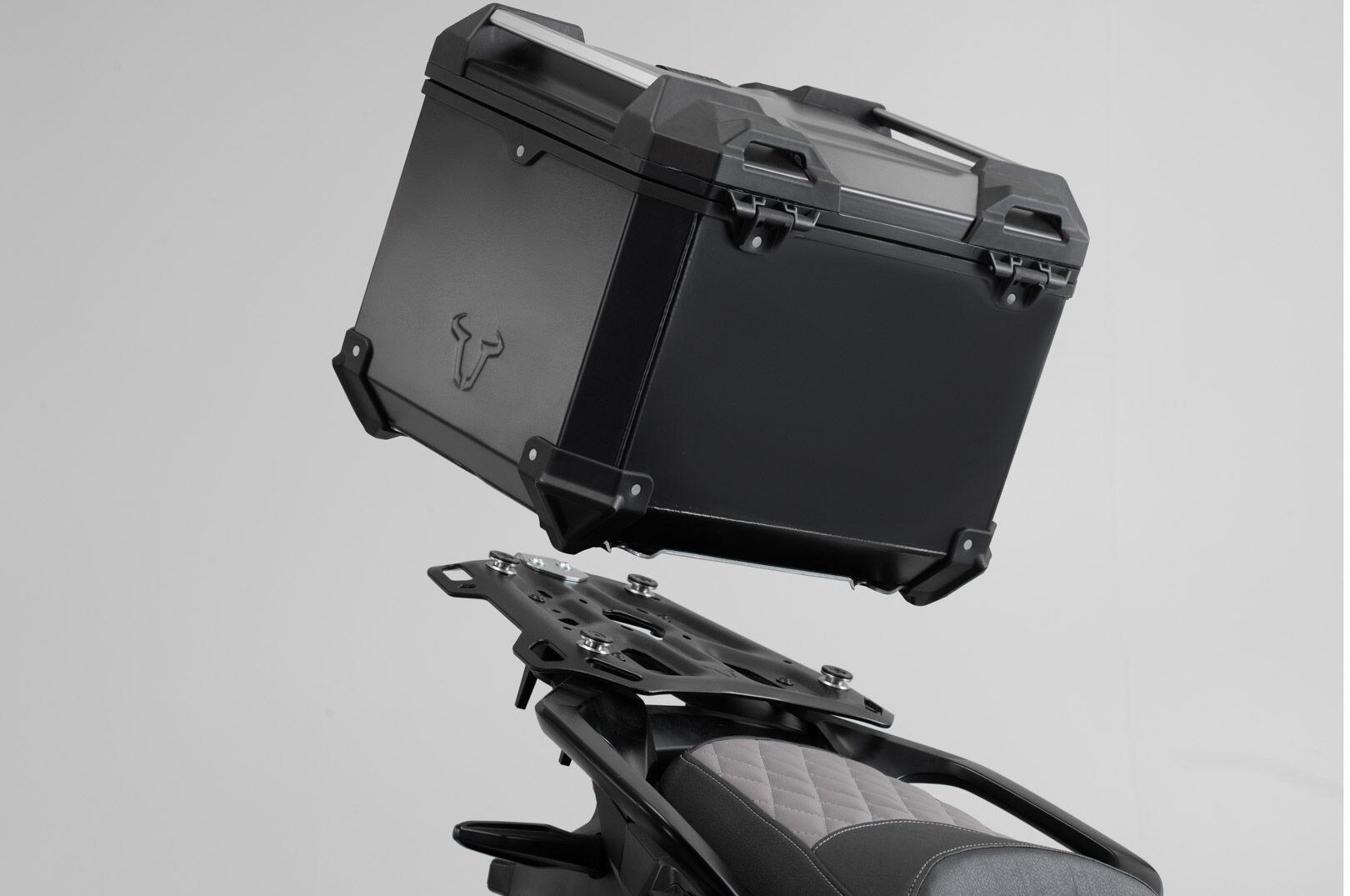 SW-Motech TRAX ADV Home page caso sistema Black - BMW S1000 XR (15-...