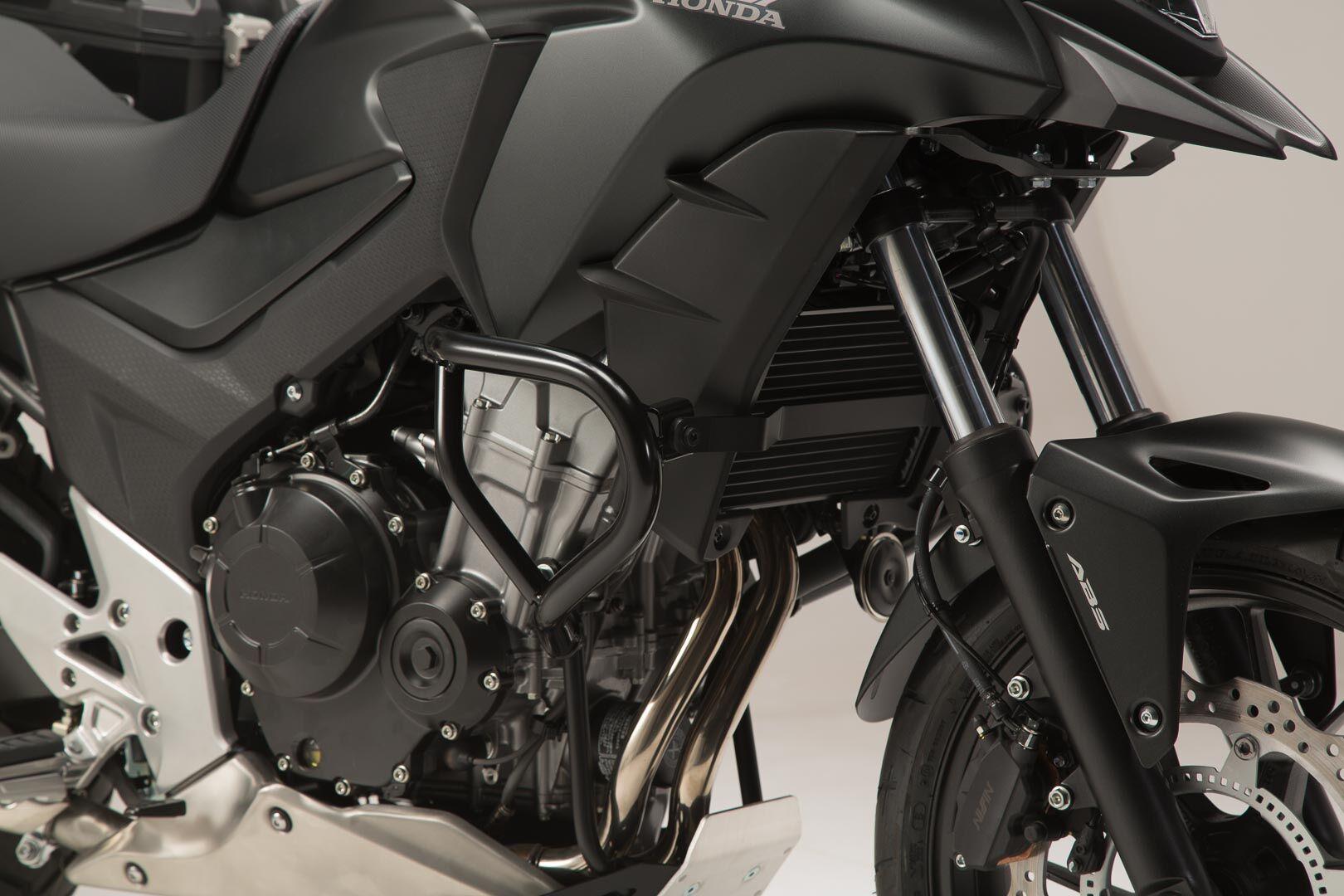 SW-Motech Crash bar nero - Honda CB 500 X (16-)