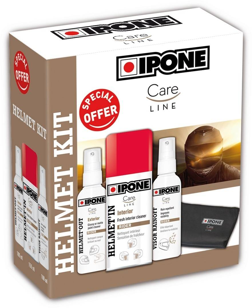 IPONE Kit casco