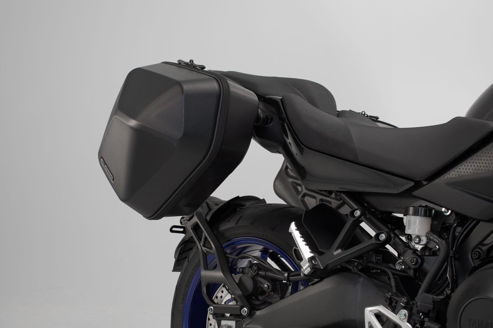 SW-Motech URBAN ABS side case system 2x 16,5 liter - Yamaha Niken (18-) siste...