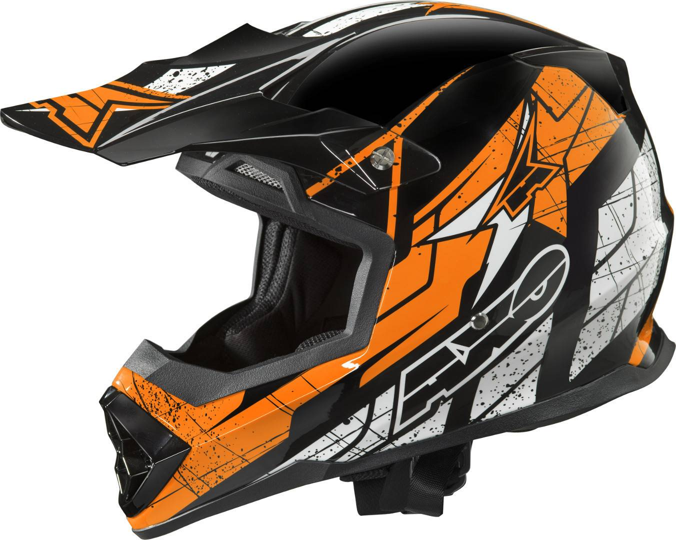 AXO Tribe Casco di motocross