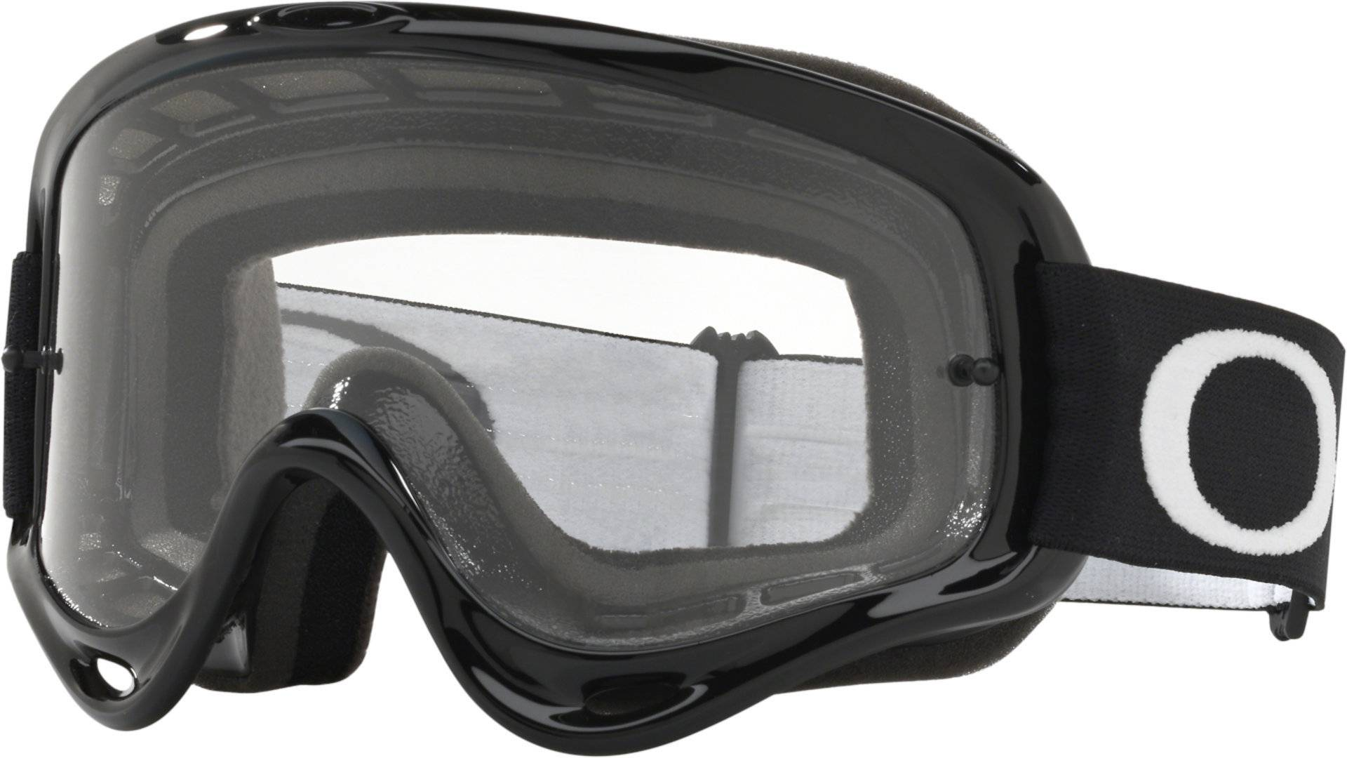 Oakley XS O-Frame Jet Black Occhiali Motocross