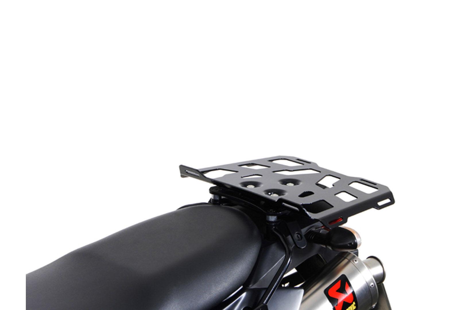 sw-motech estensione portapacchi  per alu-rack - 43x27 cm. chiusura rapida. nero.