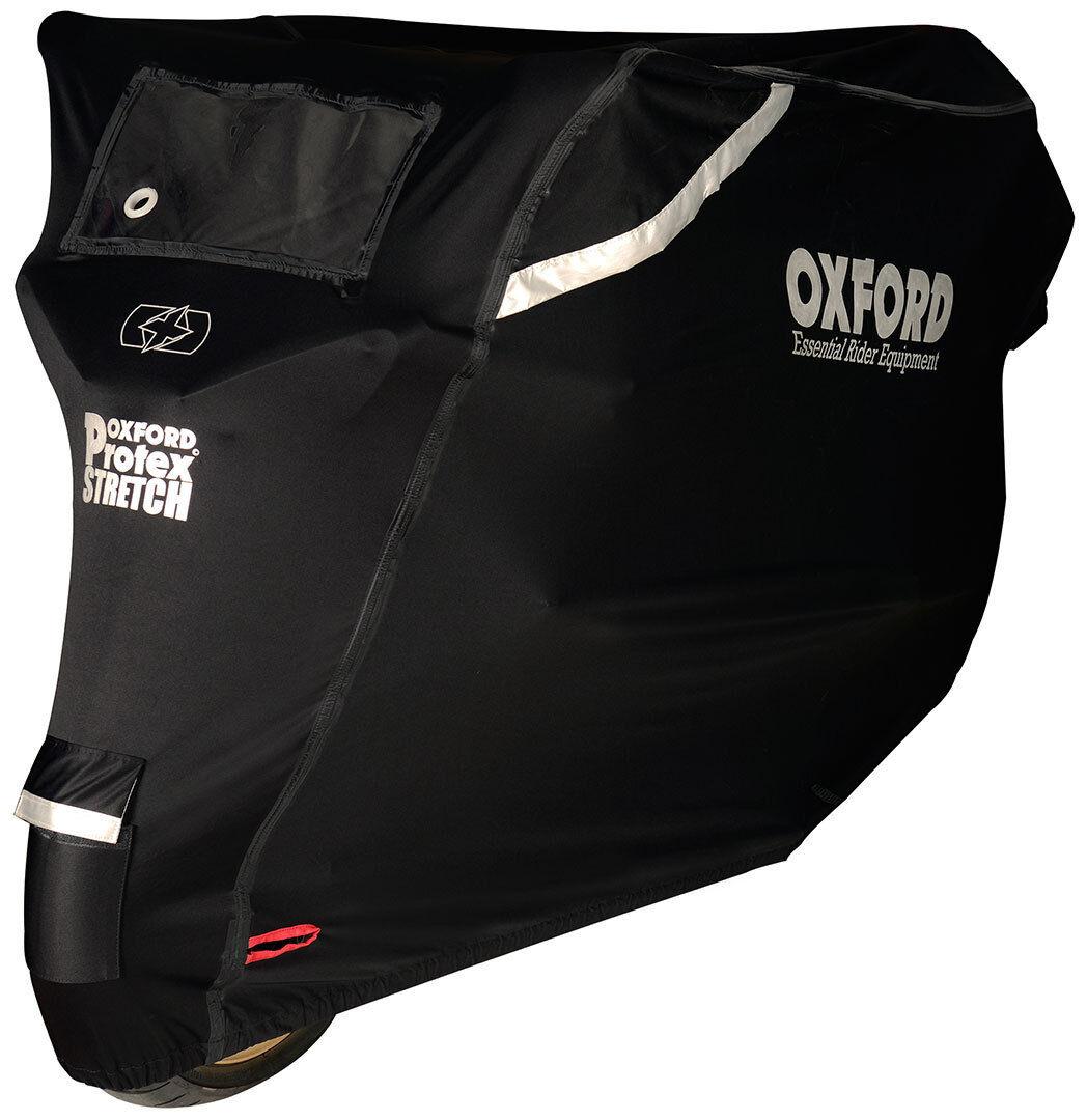 Oxford Protex Stretch-Fit Outdoor Premium Copertura del motociclo XL