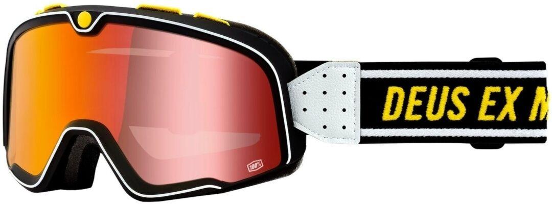 100% Barstow Deus EX Machina Occhiali motocross