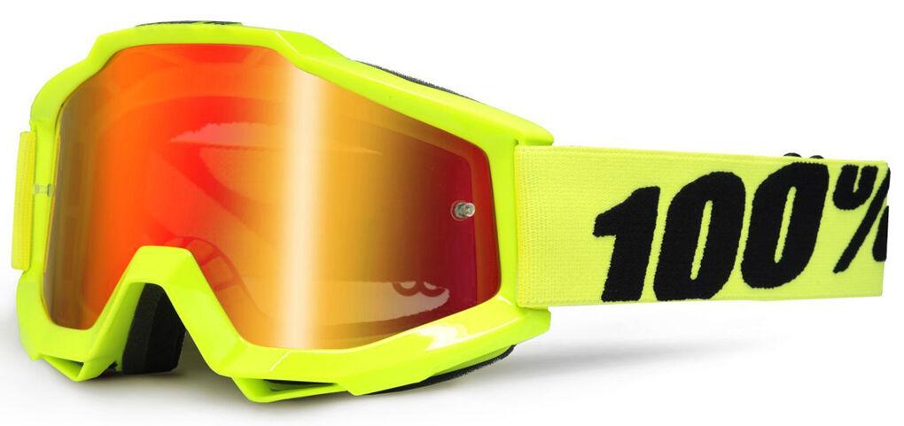 100% Accuri Extra Bambini Motocross Goggles