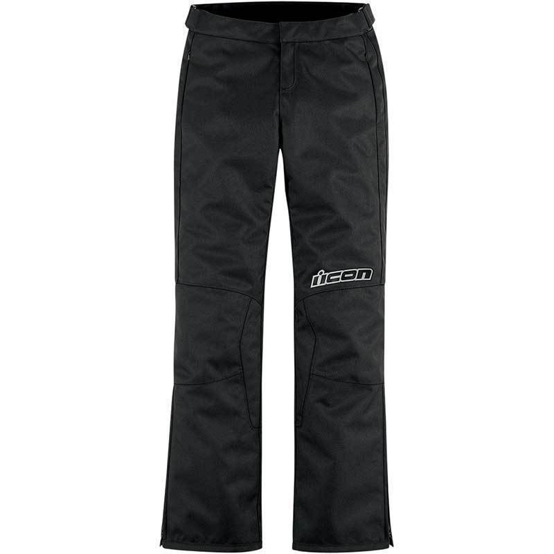 Icon Hella 2 Pantaloni tessuto Ladies Nero 2XL 38
