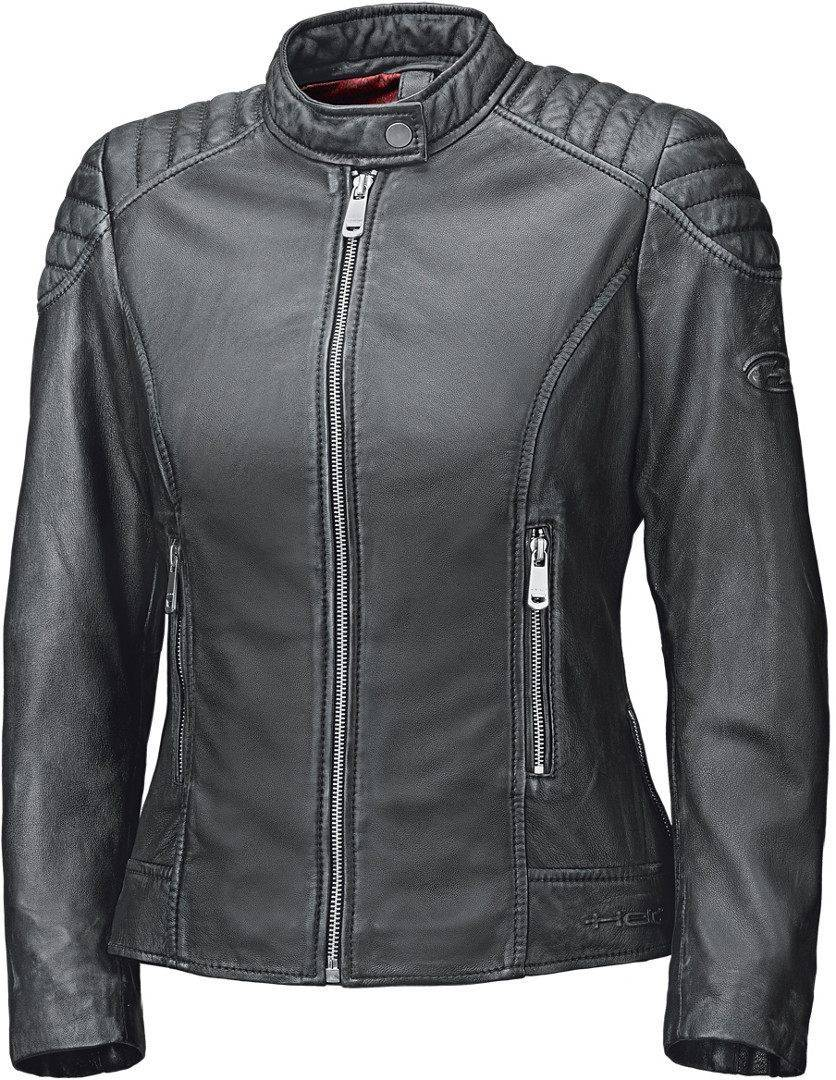 Held Sally Giacca in pelle donna Nero 38