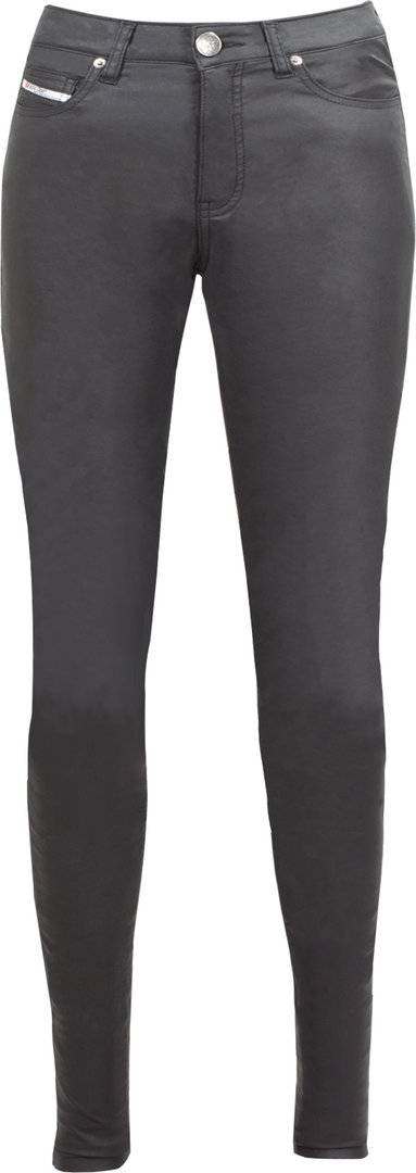 John Doe Betty XTM Donne Moto Jeggings Nero 26