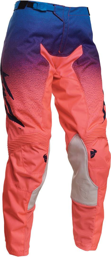 Thor Pulse Fader Pantaloni Ladies Motocross Rosa 24
