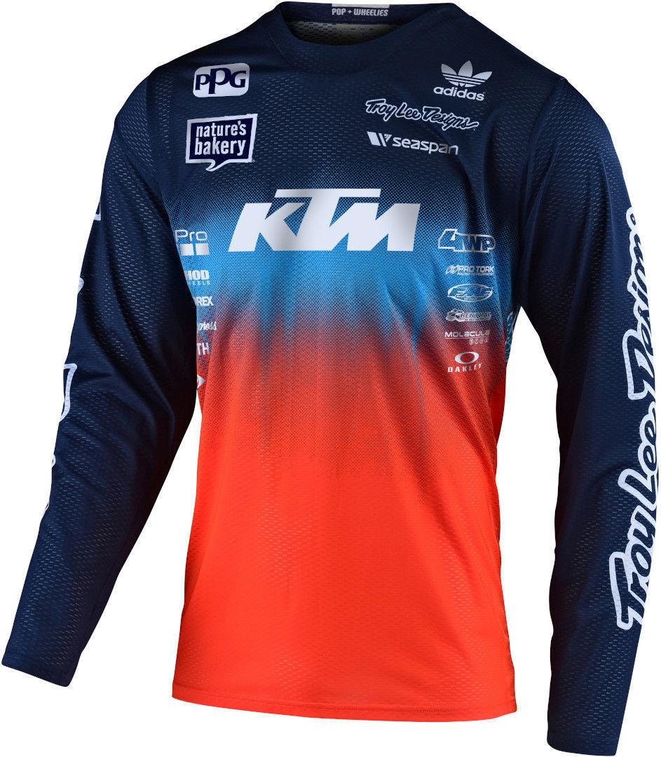 Lee GP Stain'd Team Maglia Motocross Giovanile