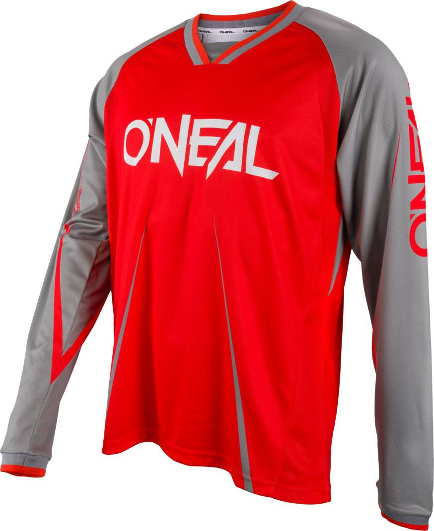 Oneal Element FR Blocker Bicicletta Jersey Rosso S