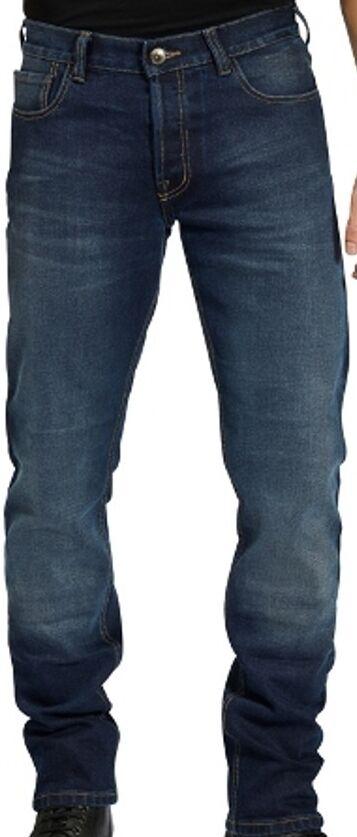 Rokker tech Slim Straight Pantaloni Blu 29