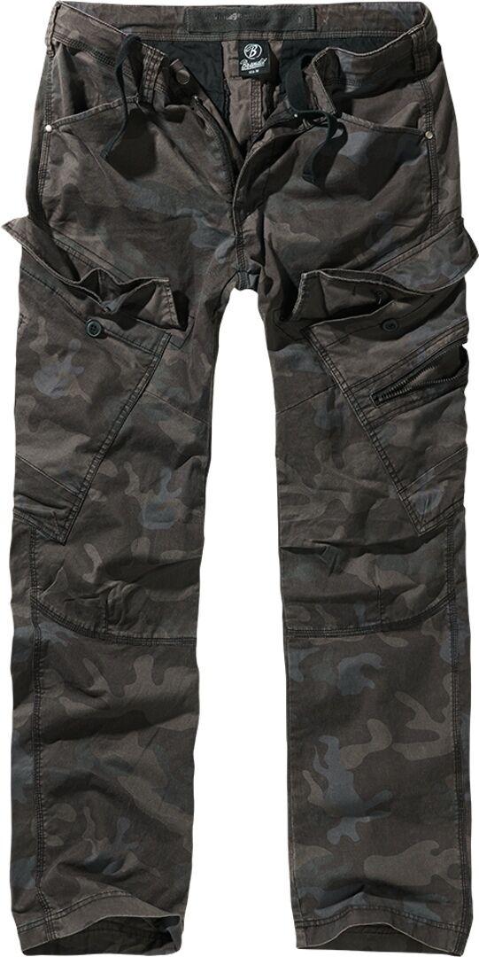 Brandit Adven Slim Fit Pantaloni Multicolore L