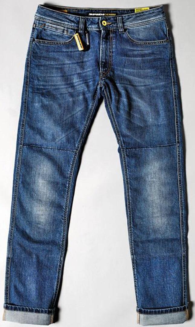 Spidi Denim Qualifier Pantaloni Slim Fit Blu 32