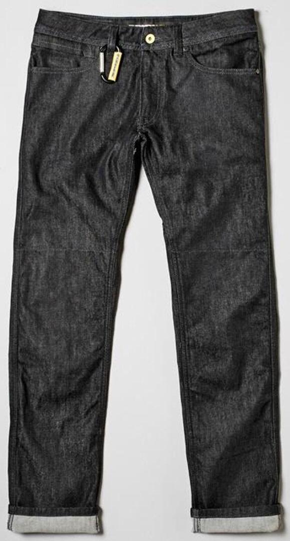 Spidi Denim Qualifier Pantaloni Slim Fit Nero 38