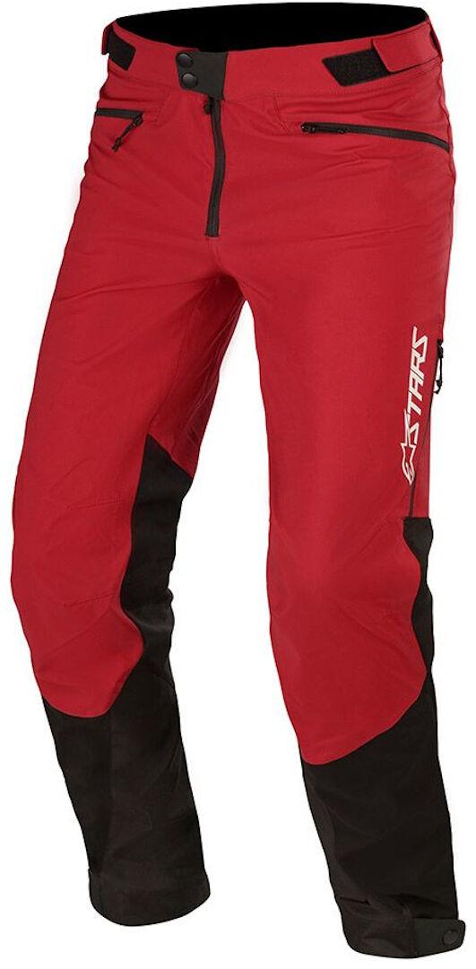 Alpinestars Nevada Pantaloni Da Bicicletta Rosso 34