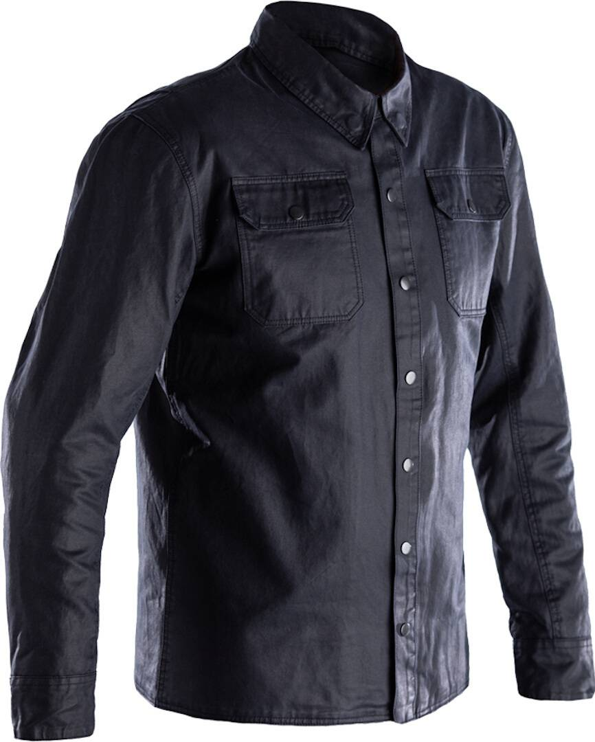 RST District Wax Motorcycle Shirt Camicia moto
