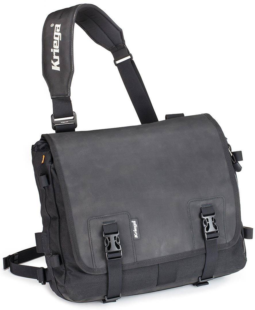 Kriega Urban Waterproof Messenger Borsa Nero unica taglia