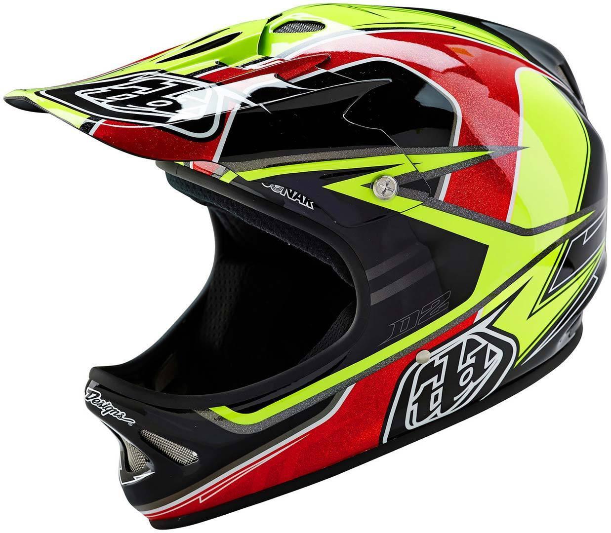 Lee D2 Sonar Downhill Helmet Casco in discesa