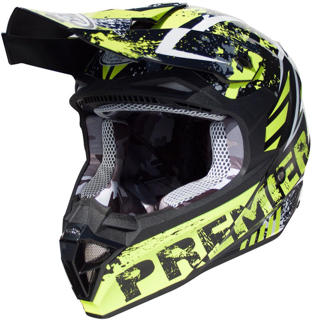 Premier Exige ZXY Casco di motocross