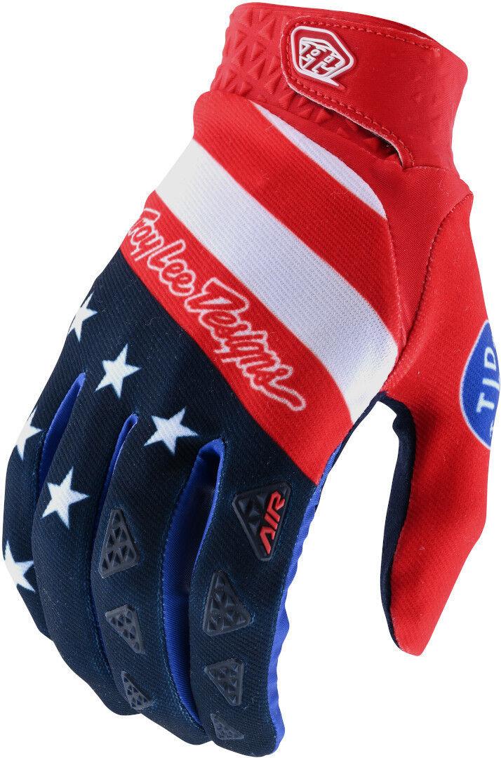 Lee Air Stars & Stripes Guanti Motocross