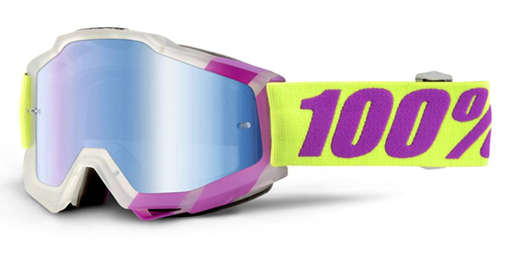 100% Accuri Extra Occhiali Motocross