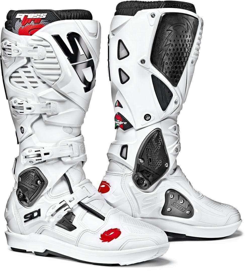 Sidi Crossfire 3 SRS Motocross Boots Stivali Motocross