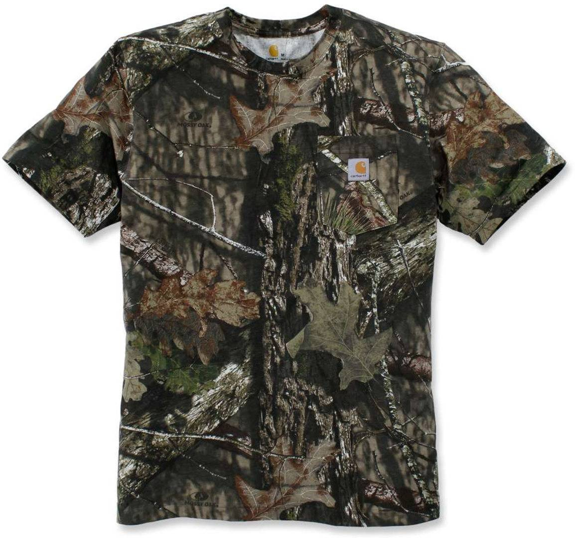 Carhartt Workwear T-Shirt Camo Multicolore S