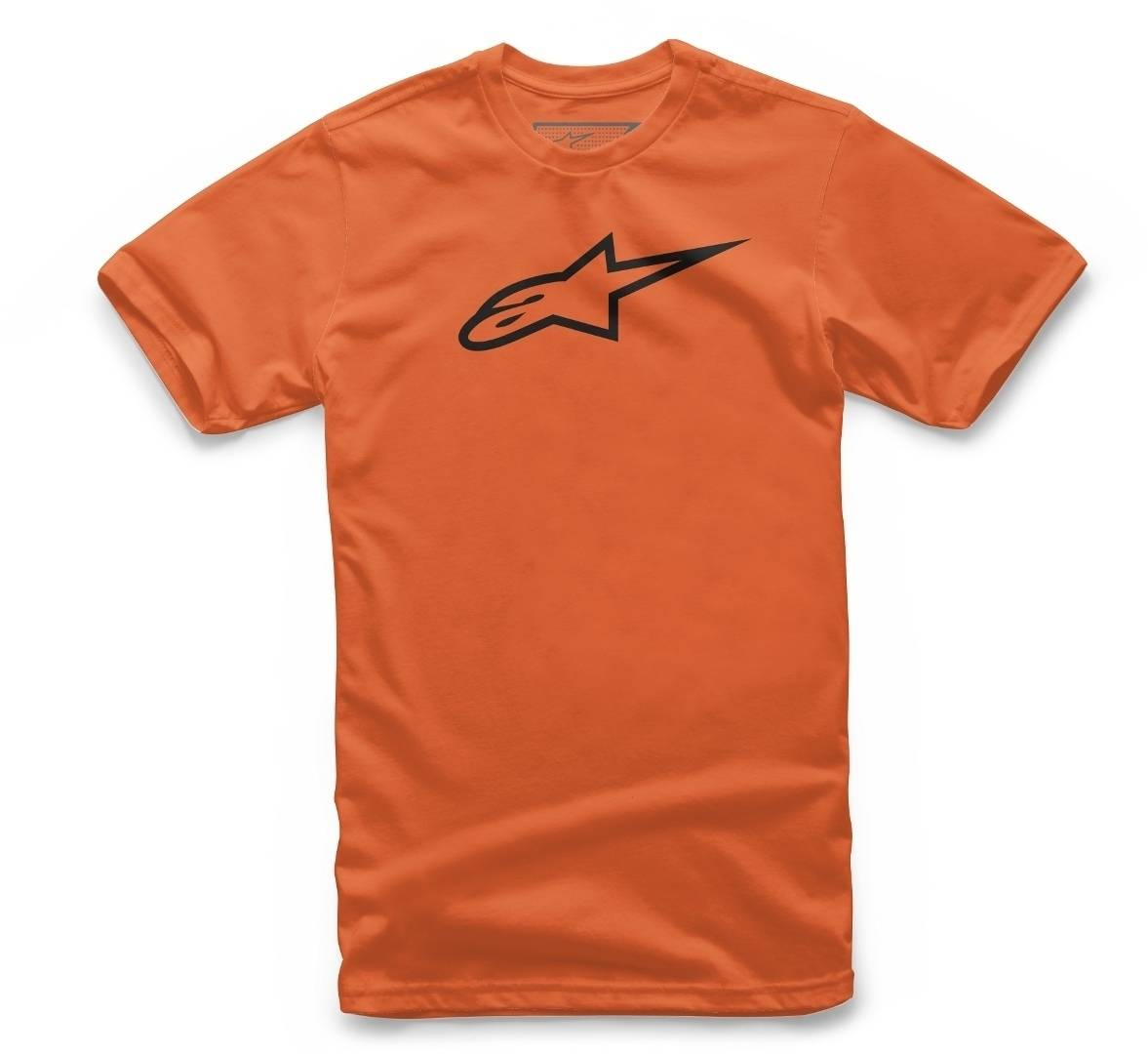 Alpinestars Juvy Ageless T-Shirt per bambini Nero Arancione 3 - 4