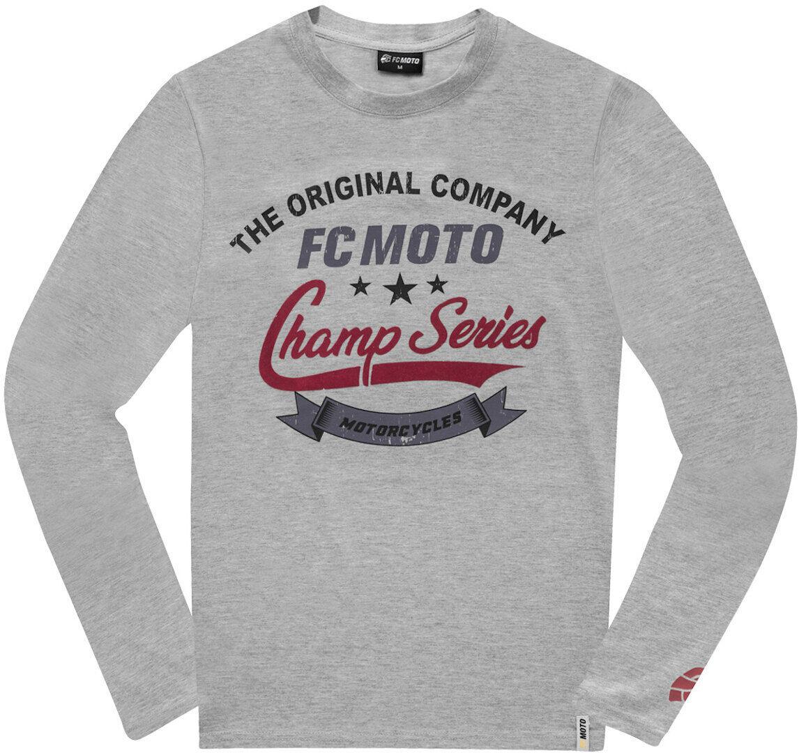 FC-Moto Champ Series Camicia Longsleeve