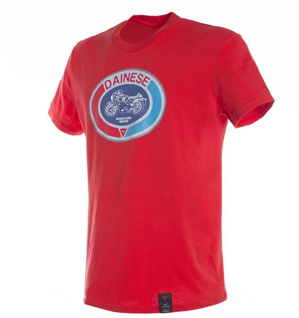 Dainese Moto72 T-shirt Rosso M