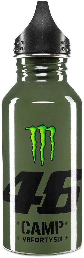 VR46 Monster Camp Bottiglia di acqua Verde unica taglia