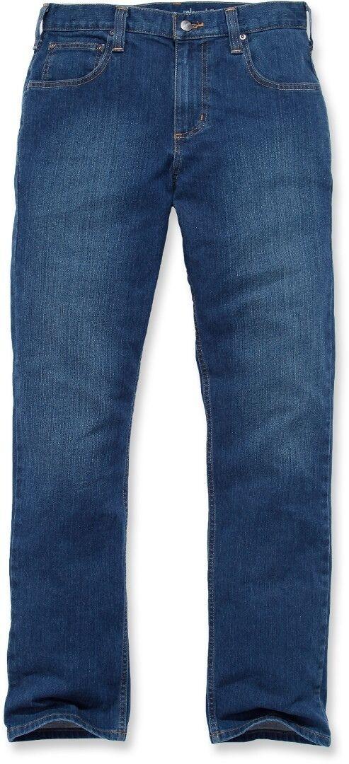 Carhartt Rugged Flex Relaxed Straight Jeans Blu 42