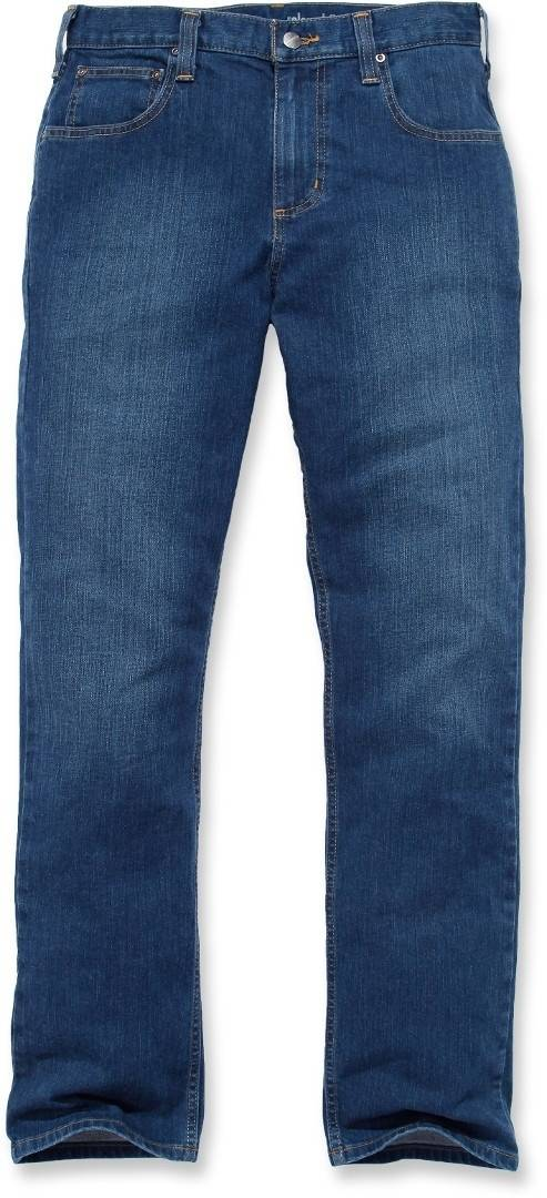 Carhartt Rugged Flex Relaxed Straight Jeans Blu 34