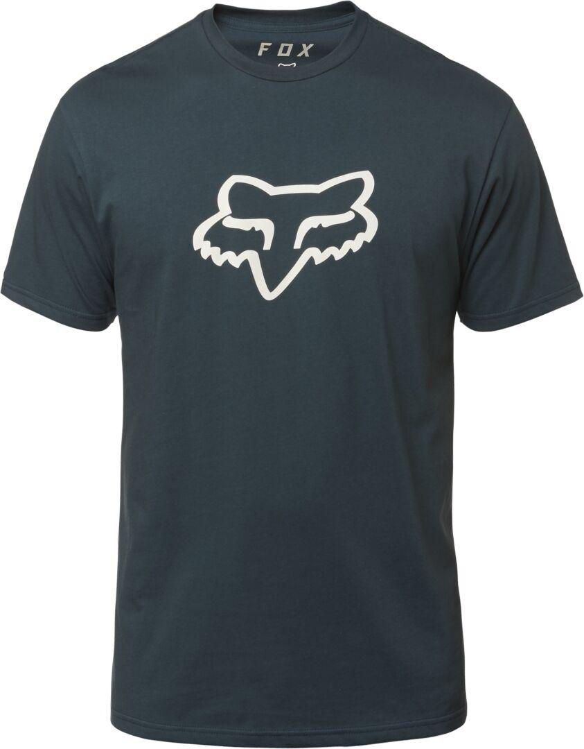 Fox Legacy Head Tee T-shirt Blu XL