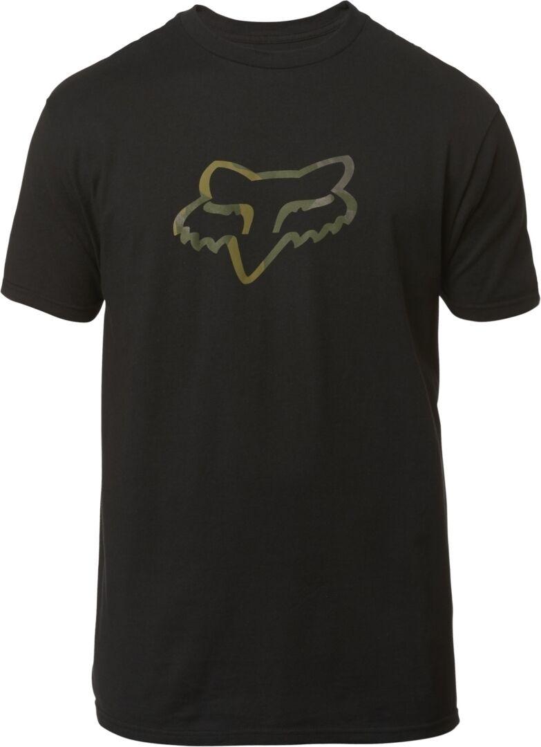 Fox Legacy Head Tee T-shirt Nero Multicolore 2XL