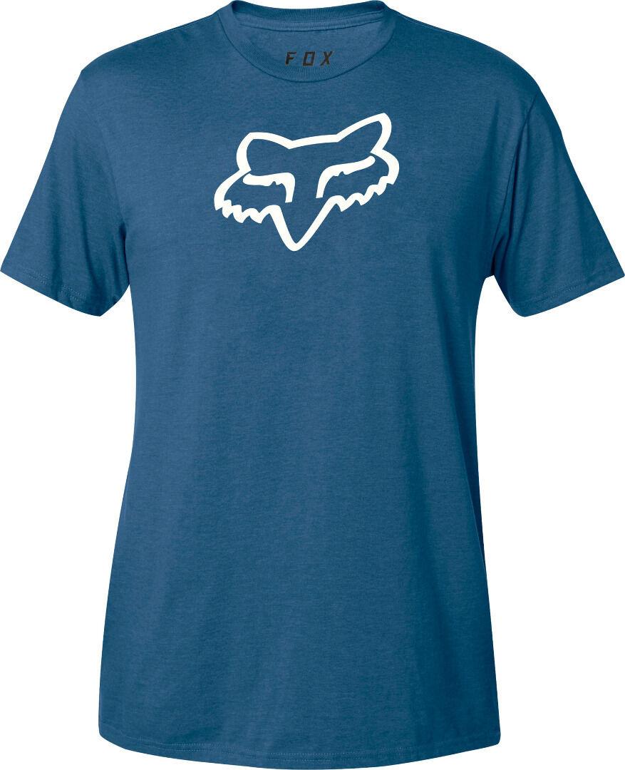 Fox Legacy Head Tee T-shirt Bianco Blu XL