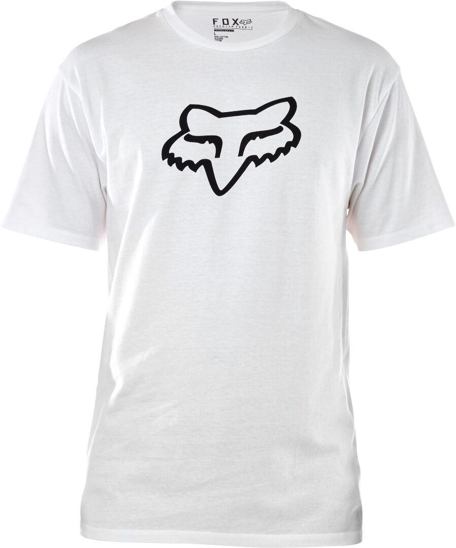 Fox Legacy Head Tee T-shirt Bianco 2XL