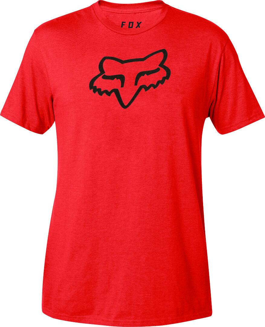 Fox Legacy Head Tee T-shirt Rosso 2XL
