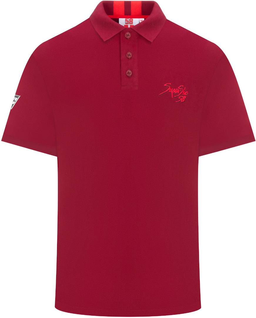 GP-Racing 58 Polo Rosso 2XL